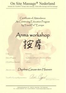 Anma Worshop