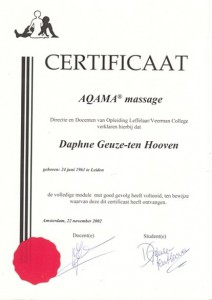 Aqama massage