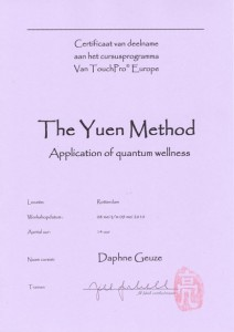 The Yuen Methode