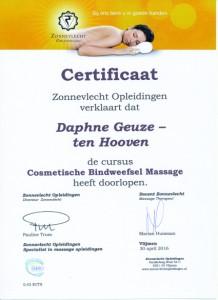 Cosmetische Bindweefsel Massage
